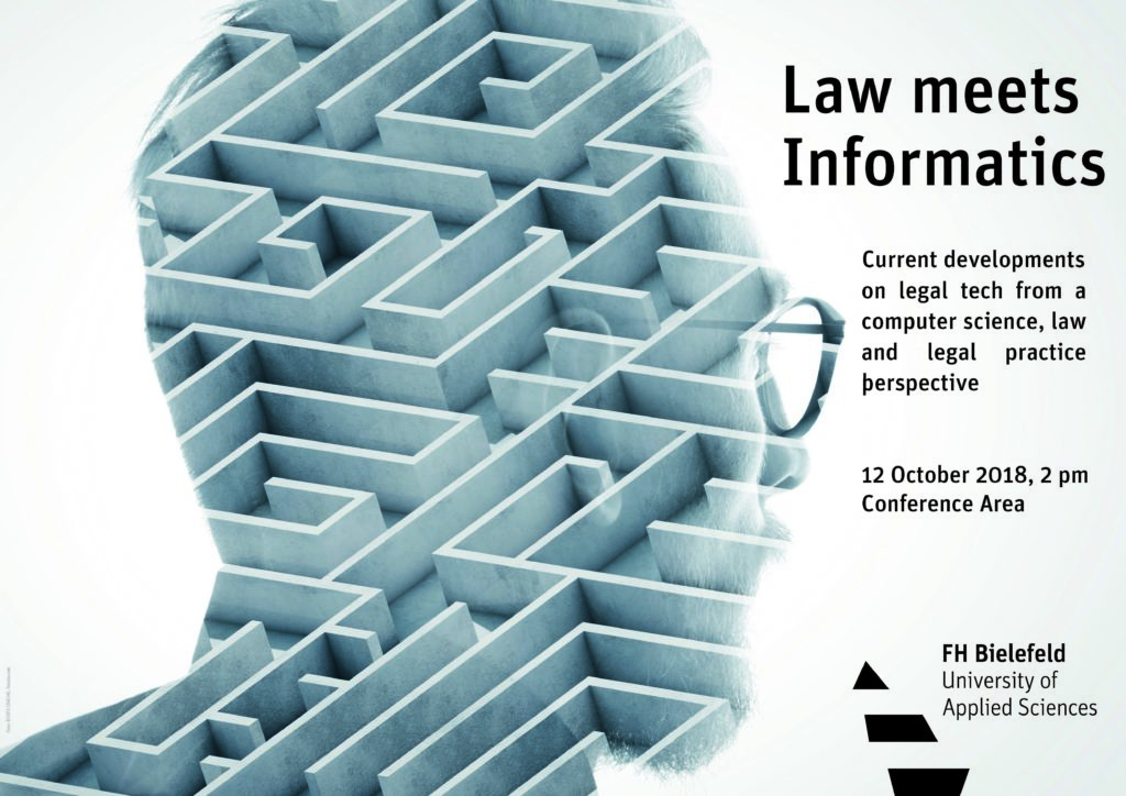 Law meets Informatics - Legal Tech Education